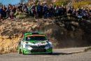 Jan Kopecký and Kalle Rovanperä crown season for Škoda by securing the WRC 2 Pro manufacturers' title