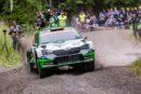 WRC – Match point for ŠKODA's Kalle Rovanperä chasing the WRC 2 Pro title