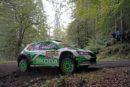 WRC – Škoda's Jan Kopecký leads WRC 2 Pro from teammate Kalle Rovanperä
