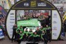 Game, set and WRC 2 Pro titles* for Škoda's Kalle Rovanperä and Jonne Halttunen