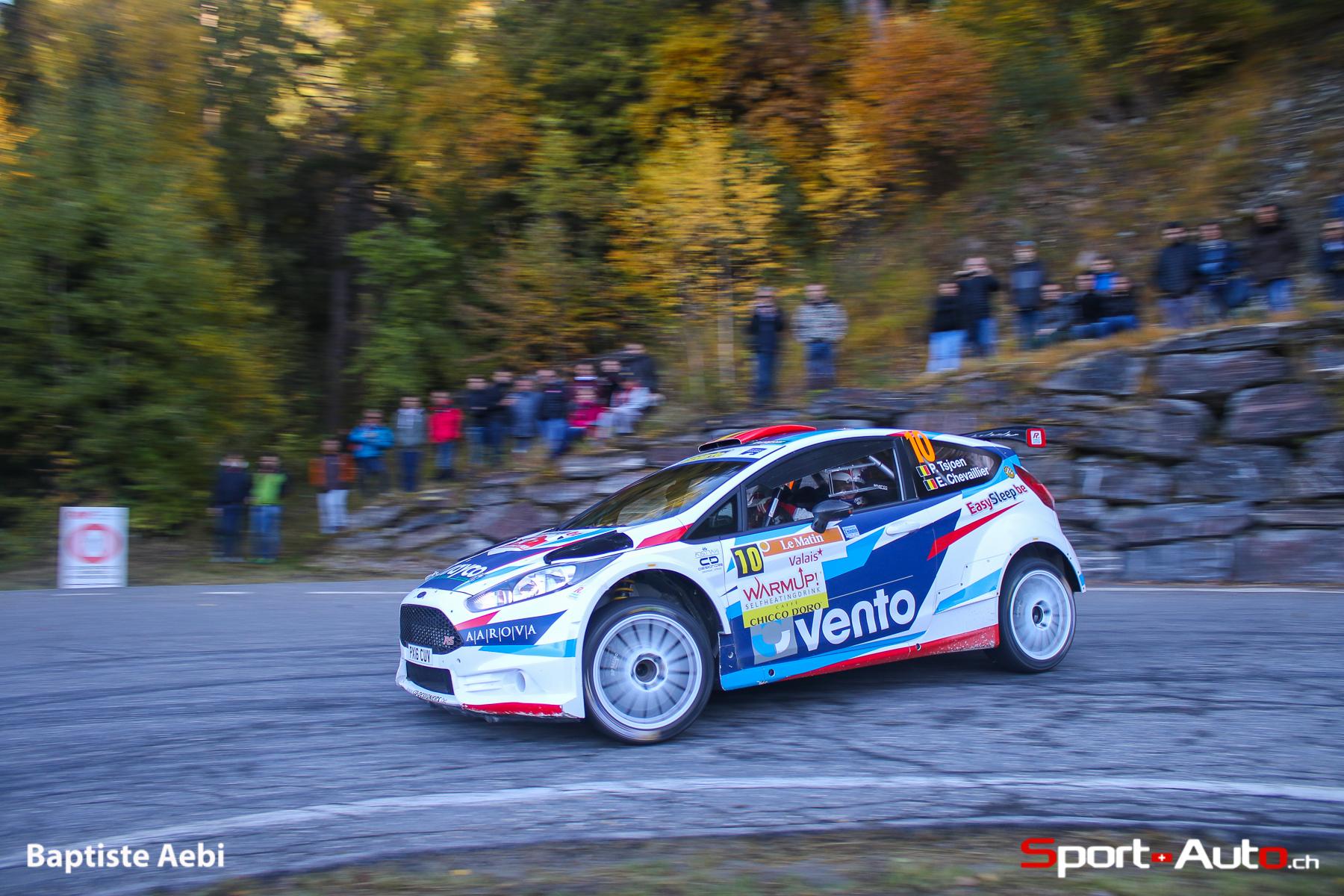 Deux Skoda R5 de plus au départ du Rallye International du Valais