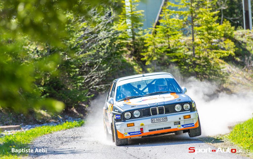 RIV 2019 - Rallye Historique du Valais troisième, moteur !