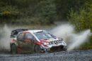 WRC – Toyota Yaris WRC leads the way in Wales