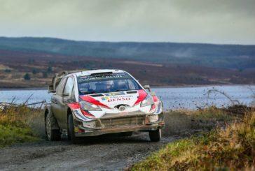 WRC – Ott Tänak se rapproche du titre au Pays de Galles