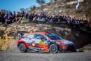 WRC – Thierry Neuville holds a 21.5-second advantage at the top of the classification