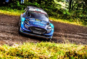 WRC – Back home, and back on pace