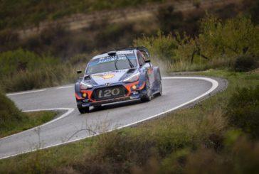 WRC – Hyundai Motorsport prepares for the mixed surface challenge of Rally de España