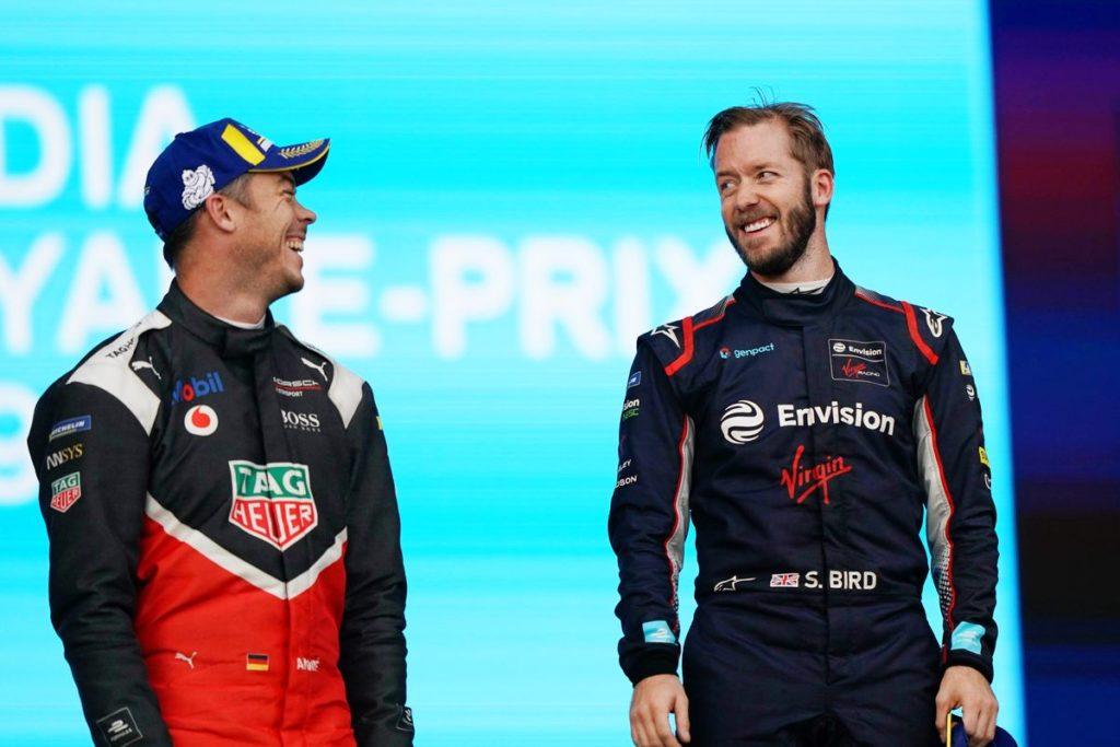 Formule E: déjà une 2e place pour Porsche !