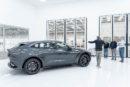 Nous avons vu le DBX, premier SUV Aston Martin
