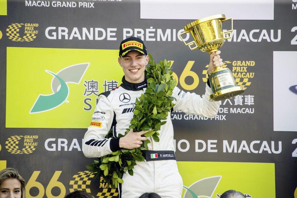FIA GT World Cup – Raffaele Marciello s'impose à Macau