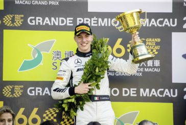 FIA GT World Cup Macau: Mercedes-AMG victorious in FIA GT World Cup at Macau