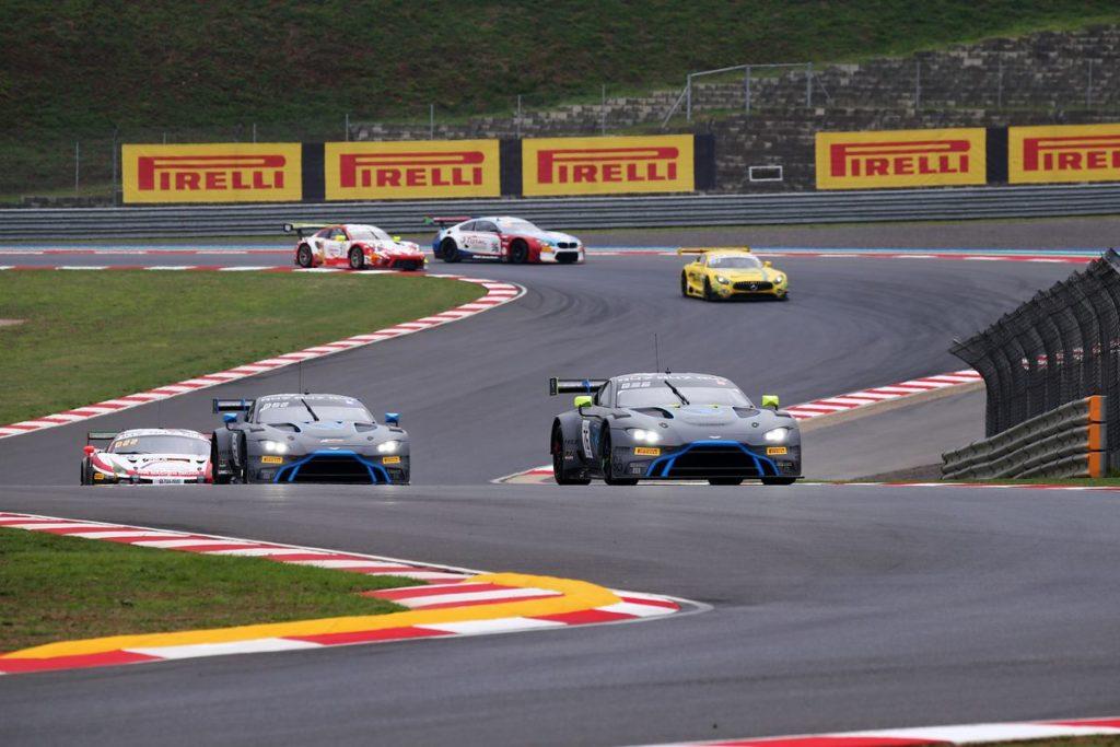 R-Motorsport - Turbulentes Saisonende in Kyalami