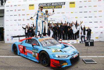Patric Niederhausers Stationen auf dem Weg zum Titel im ADAC GT Masters 2019