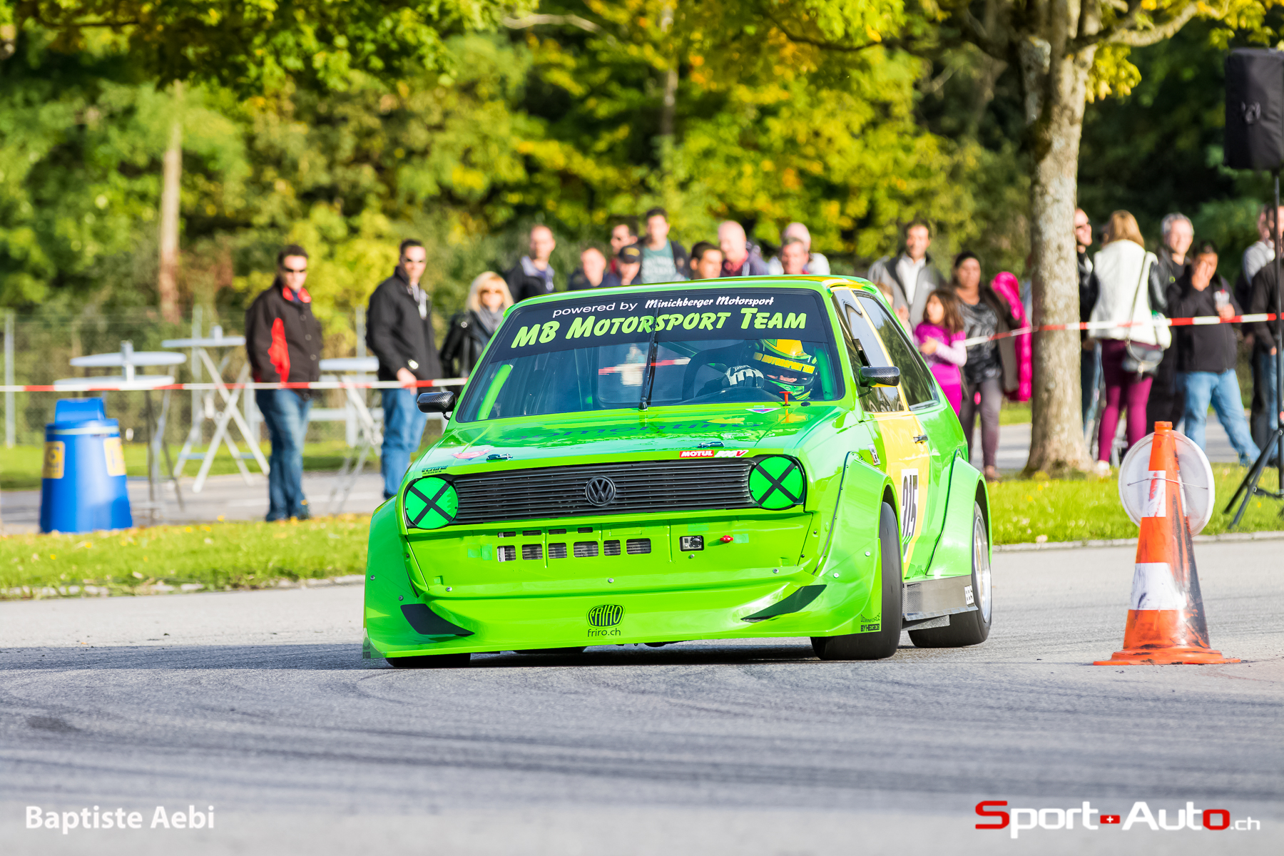 "Martin Bürki : "" Je veux participer au Rallye du Valais ! """