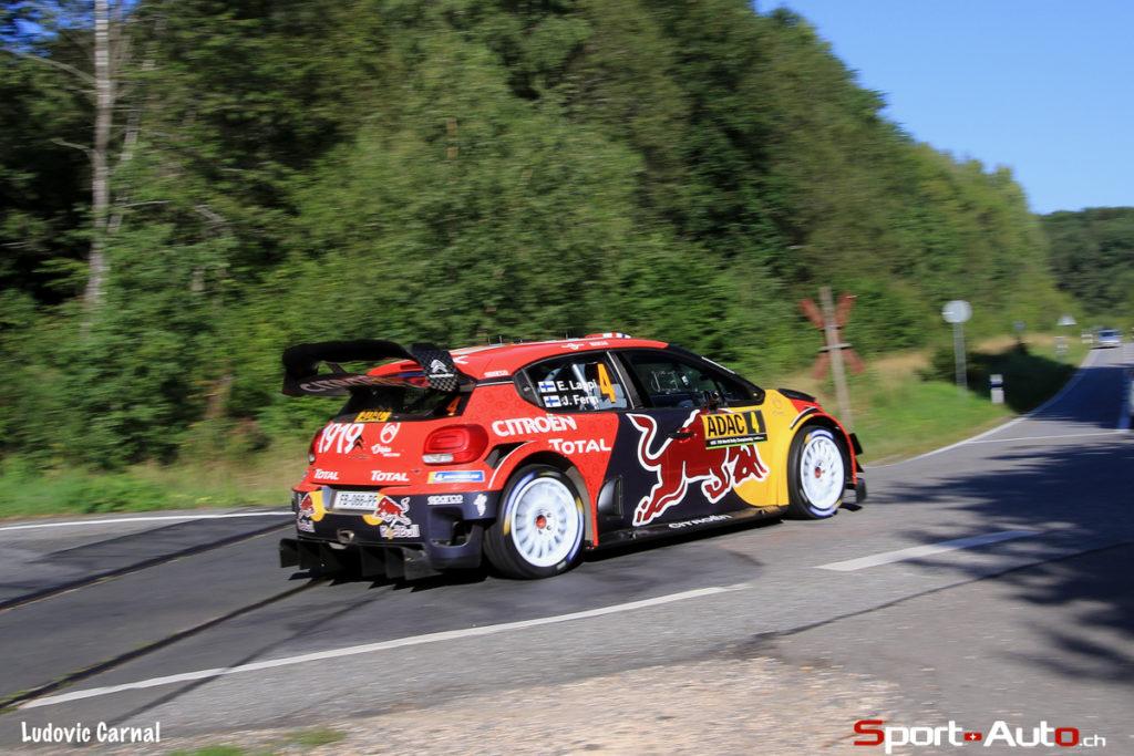 Citroën Racing stoppe son programme en WRC