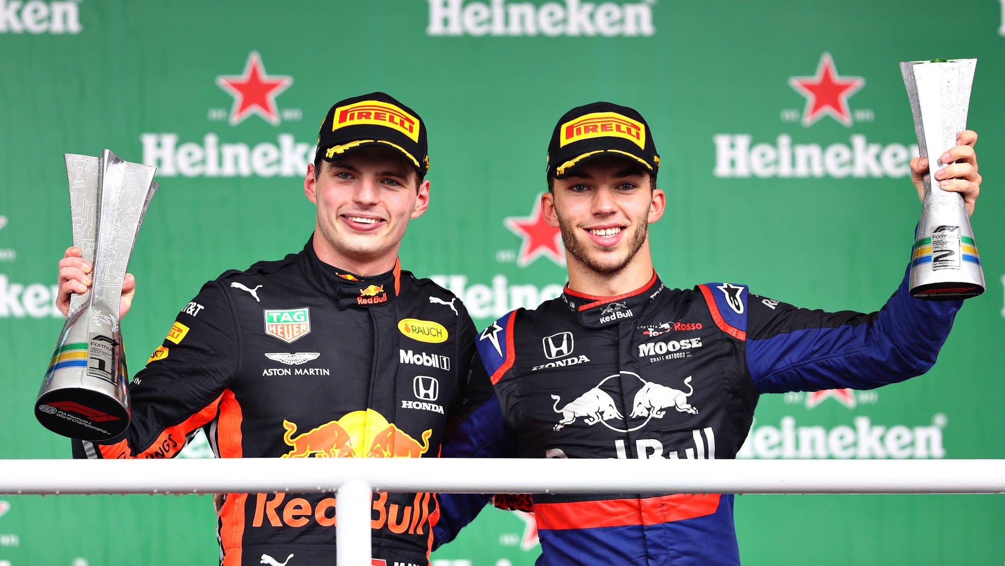 F1 – GP du Brésil : Max Verstappen au bout des émotions. Magnifique performance d'Alfa Romeo Sauber