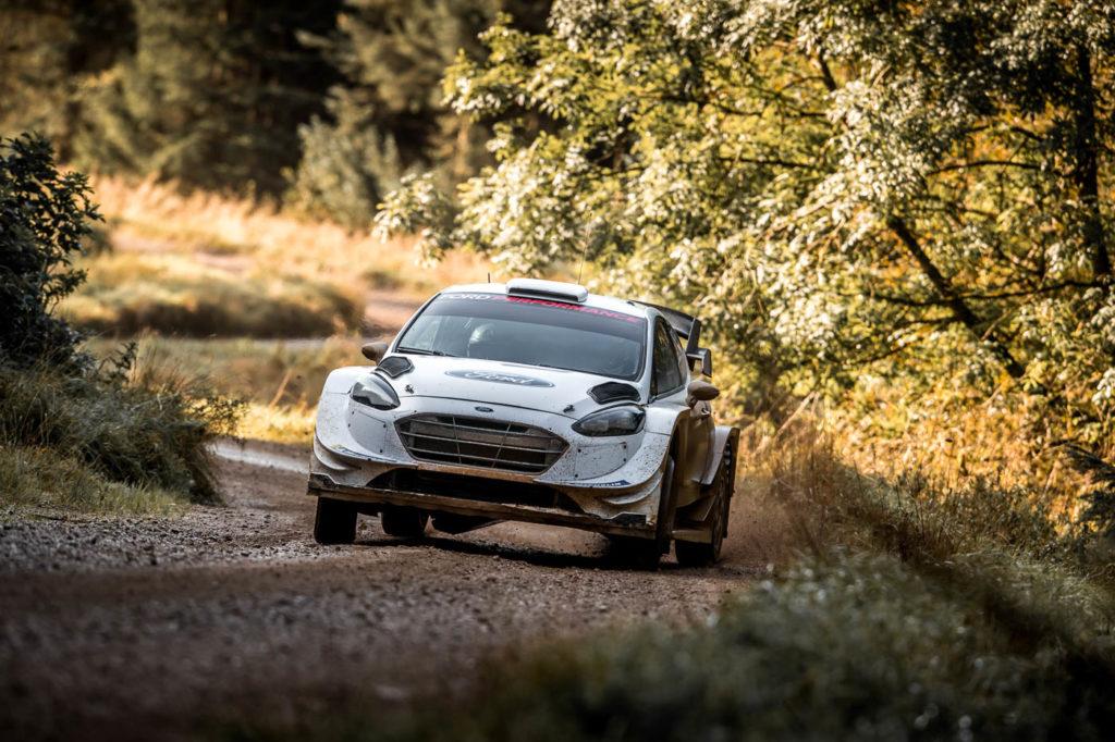 Baptême en WRC pour Sport-Auto.ch!