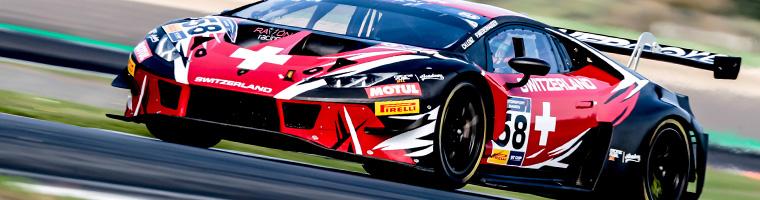 FIA Motorsport Games – la première édition ne sourit pas aux Suisses