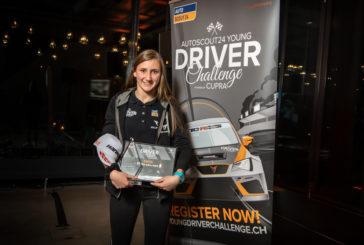 Karen Gaillard décroche la victoire au Young Driver Challenge