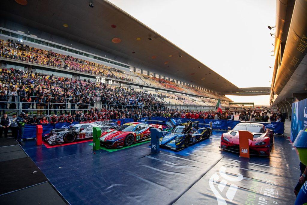 FIA WEC - Rebellion Racing s'impose à Shanghai