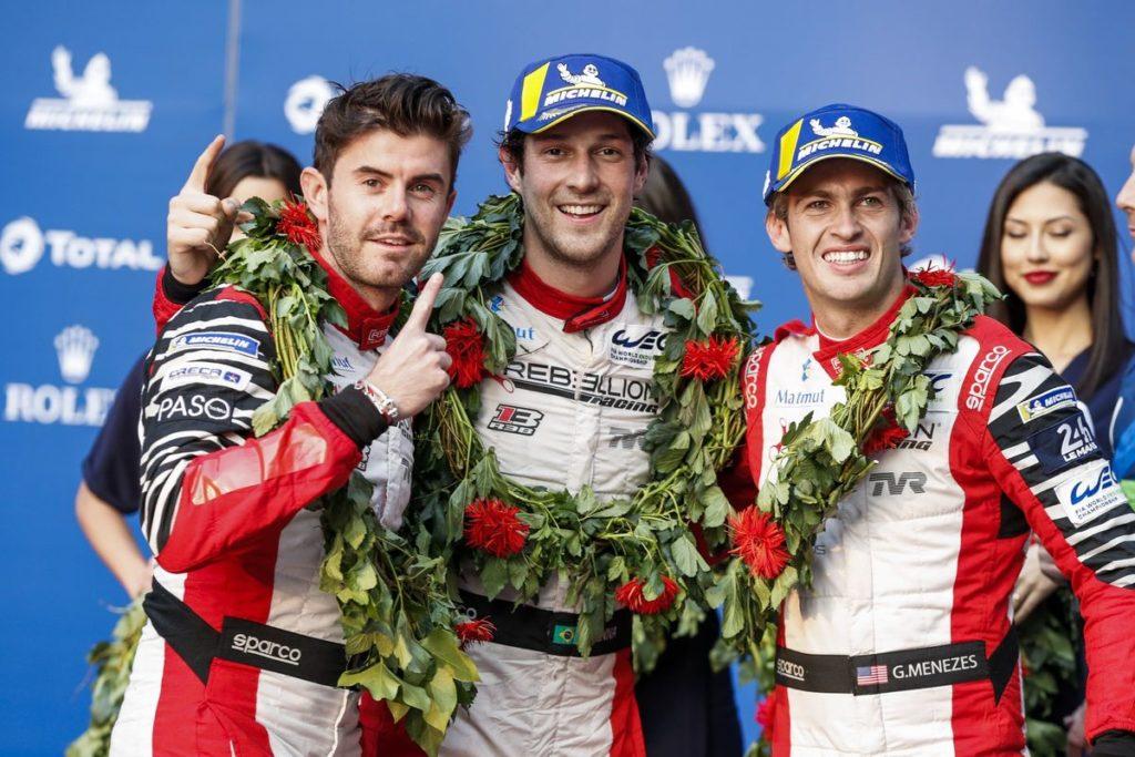 FIA WEC - Rebellion Racing remporte les 4 Heures de Shanghai