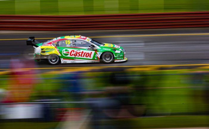 Supercars – Rick Kelly completes 550th Supercars race despite massive damage
