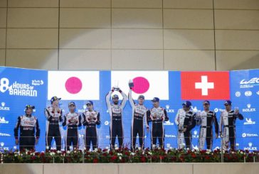 FIA WEC – Sébastien Buemi (Toyota), 2e aux 8 Heures de Bahreïn