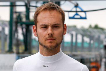 Tom Blomqvist tritt in der Saison 2020 mit R-Motorsport im Aston Martin Vantage GT3 an