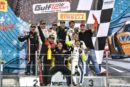 Gulf 12h – Kessel Racing sur le podium avec Valentino Rossi