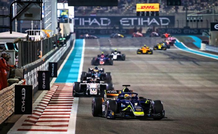 FIA Formula 2 – DAMS crowned Teams' Champions as Sette Câmara wins in Abu Dhabi