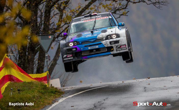 """Ken Block : """"Le Rallye du Valais pourrait être une manche de WRC"""""""
