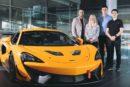 McLaren Automotive bestätigt Auswahl des Driver Development Programme für die Saison 2020