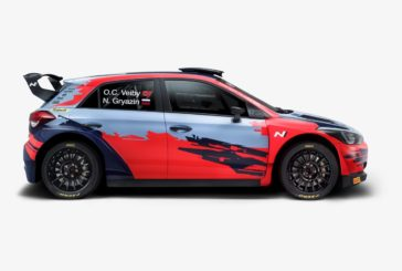 Hyundai Motorsport officially enters WRC 2 with two-car line-up