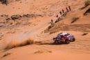 Stage 2 at Dakar Rally 2020 challenges convoy on rocky road north to Neom