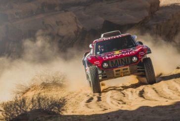 2020 Dakar picks up pace over dunes of Saudi Arabia