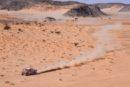 2020 Dakar Rally speeds across the sands of Saudi Arabia on Stage 8