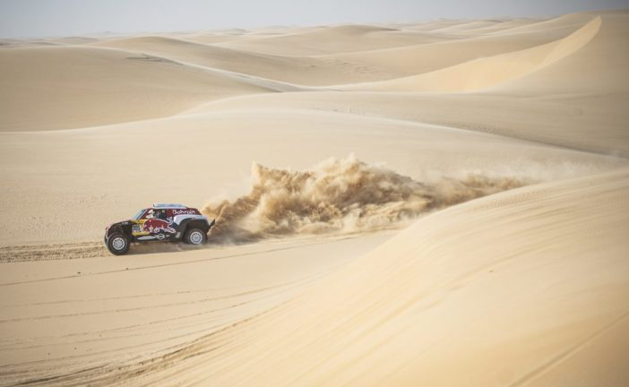 Navigation challenges come thick and fast on Stage 10 at 2020 Dakar Rally