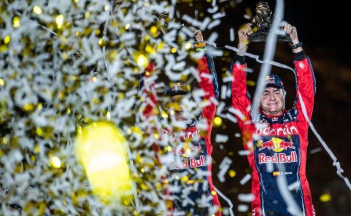 Chequered flag falls on ultra-tough 2020 Dakar Rally in Saudi Arabia