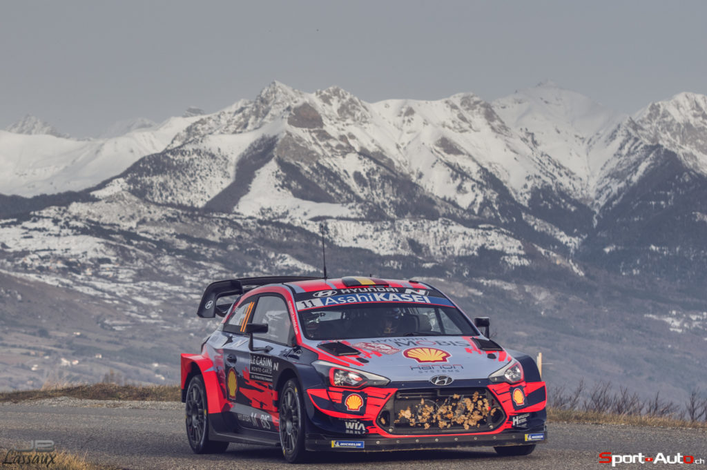 WRC - Hyundai Motorsport has begun its manufacturers' championship title defence in style by securing an impressive victory in Rallye Monte-Carlo