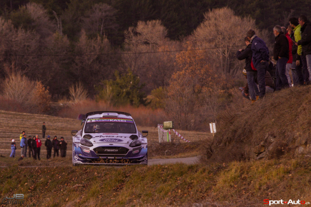 WRC - Lappi on the hunt for fourth
