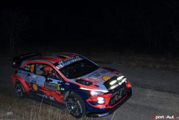 WRC – Thierry Neuville marque le premier set