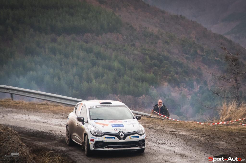 Monte-Carlo - Ismaël Vuistiner: «Faut tenir fermement le volant et avoir un mental d'acier»