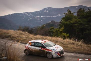 Rallye Monte-Carlo: Sacha Althaus nous livre ses premières impressions