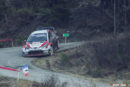 WRC – Ogier and Evans impressively lead the way on Toyota Gazoo Racing debuts