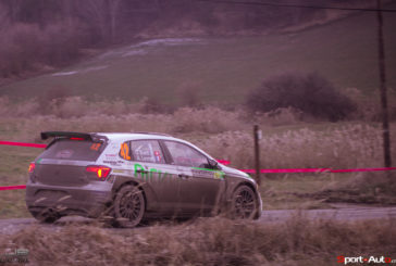 Rallye Monte-Carlo – Olivier Burri premier pilote amateur, Ismaël Vuistiner deuxième de classe RC3