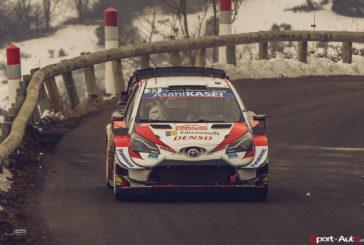 WRC – Lutte indécise au Rallye Monte-Carlo