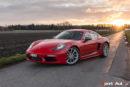 Essai – Porsche 718 Cayman T