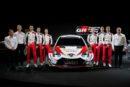 Toyota Gazoo Racing World Rally Team at Tokyo Auto Salon to launch the 2020 WRC season