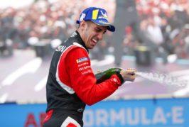 Formule E: Sébastien Buemi 3e à l'ePrix de Mexico