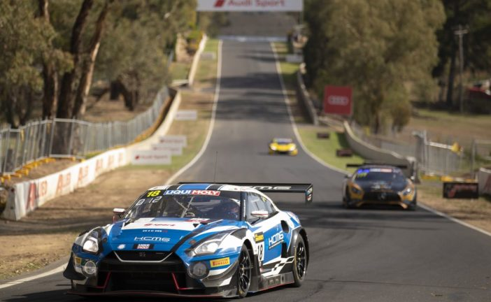 KCMG shows front-running pace in 2020 Bathurst 12 Hour